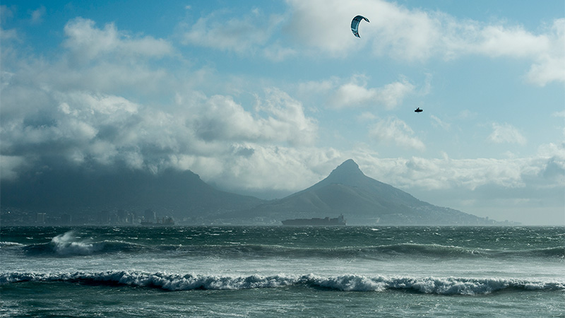 Cape Town - Lewis Crathern