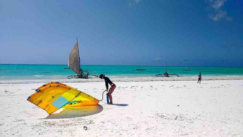 Paje Zanzibar travel