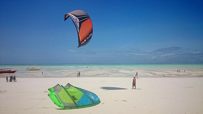 Zanzibar Kiteworld travel