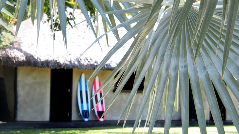Kite hotel at Barra Grande