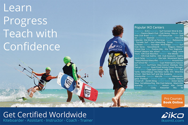 IKO Advertising - Kiteworld Magazine