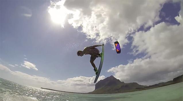 Jake Kelsick GoPro: In Transit
