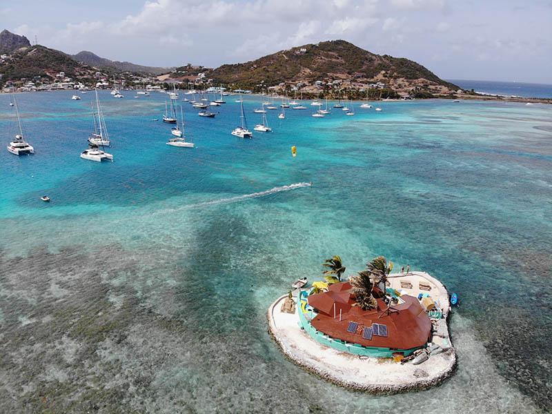 Happy Island Kitesurfing