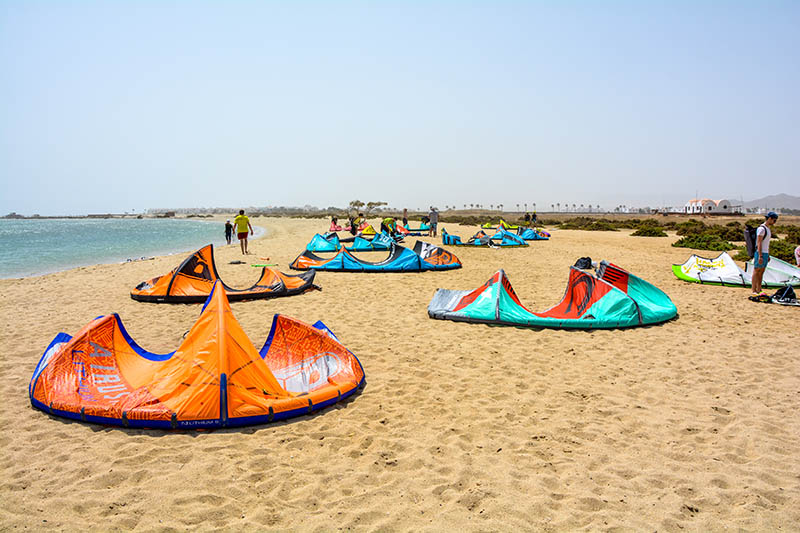 Kite School Wadi Lahami