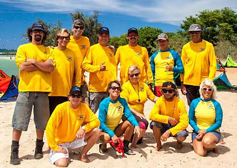 Aqua Sports Maui kitesurfing Hawaii Kiteworld Magazine