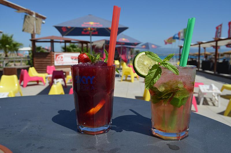 kiteworld kitesurfing beach cocktails calabria italy