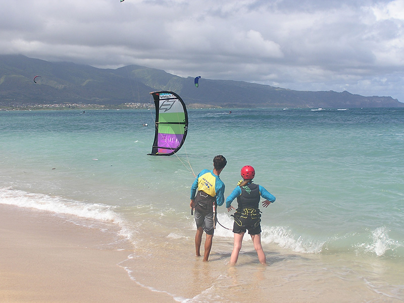 Maui Hawaii Kiteworld travel