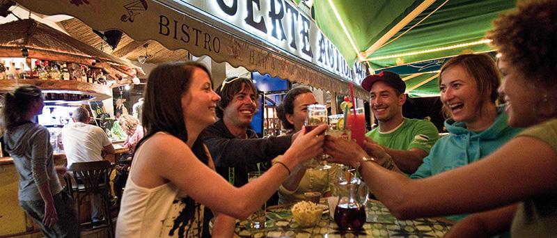 René Egli Fuerte action bar