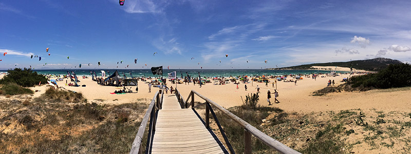 Tarifa Spain Kiteworld travel