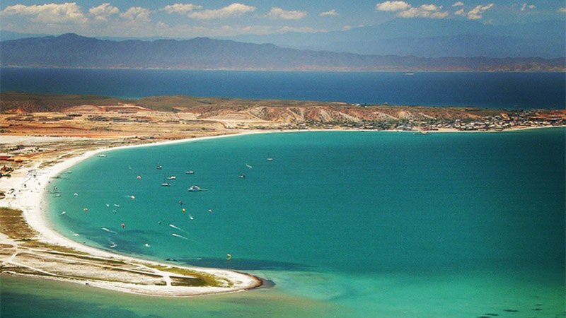 Kitesurfing Venezuela, Margarita, Coche & Los Roques