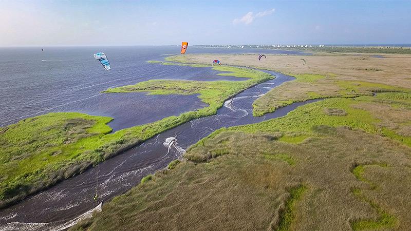 Wicked waterways - Cape Hatteras