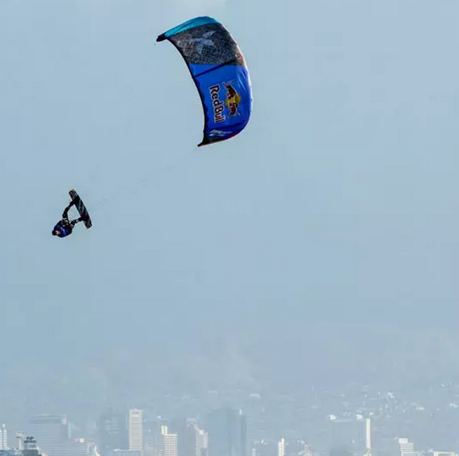 Mystic's edit from the Red Bull King of the Air