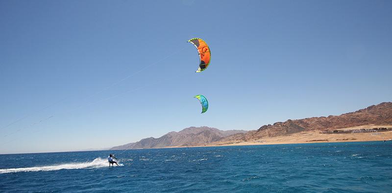 Kitesurfing Dahab Harry Nass