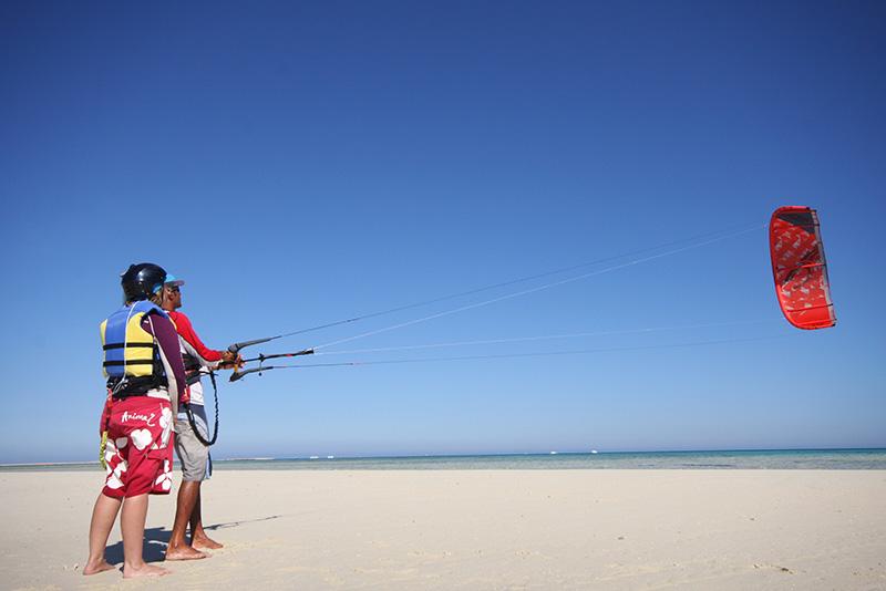 Kitesurfing Dahab Harry Nass Dahab Lessons