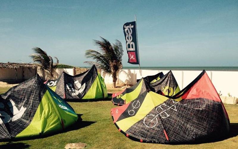 Kiteworld Kitesurfing Kiteboarding Tremembe Kite Mansion Icapui Brazil