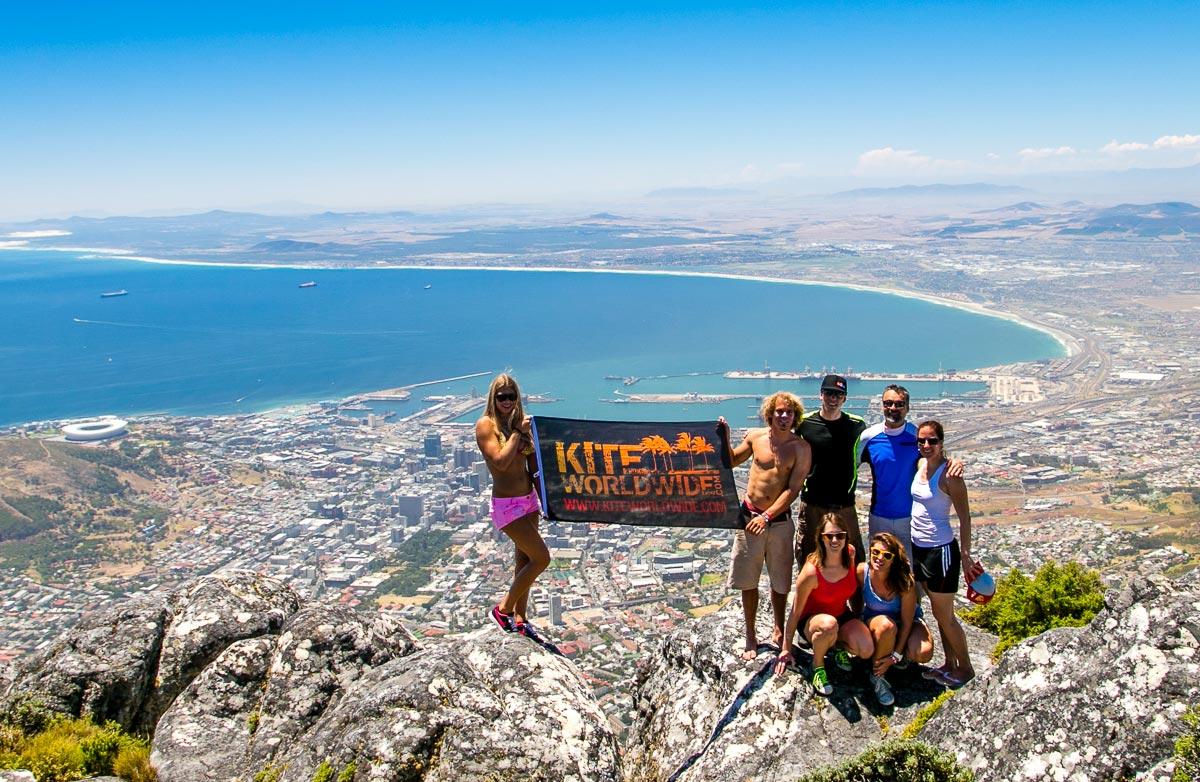 Table Mountain visit
