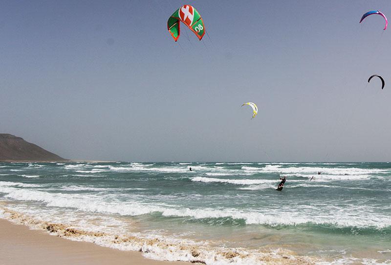 Sal Cape Verde Kiteworld Kitesurfing
