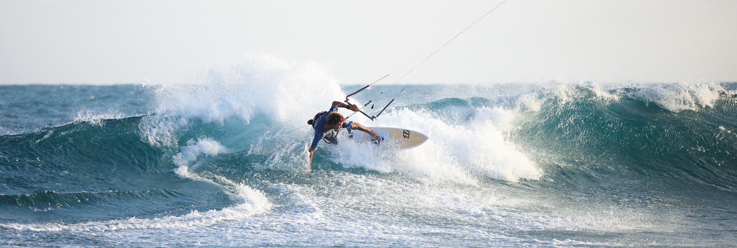 Club Mistral - Sal Cape Verde Kiteworld Kitesurfing