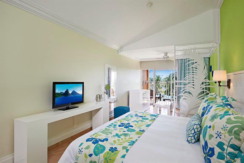 Coconut Bay Resort St. Lucia Kiteworld travel
