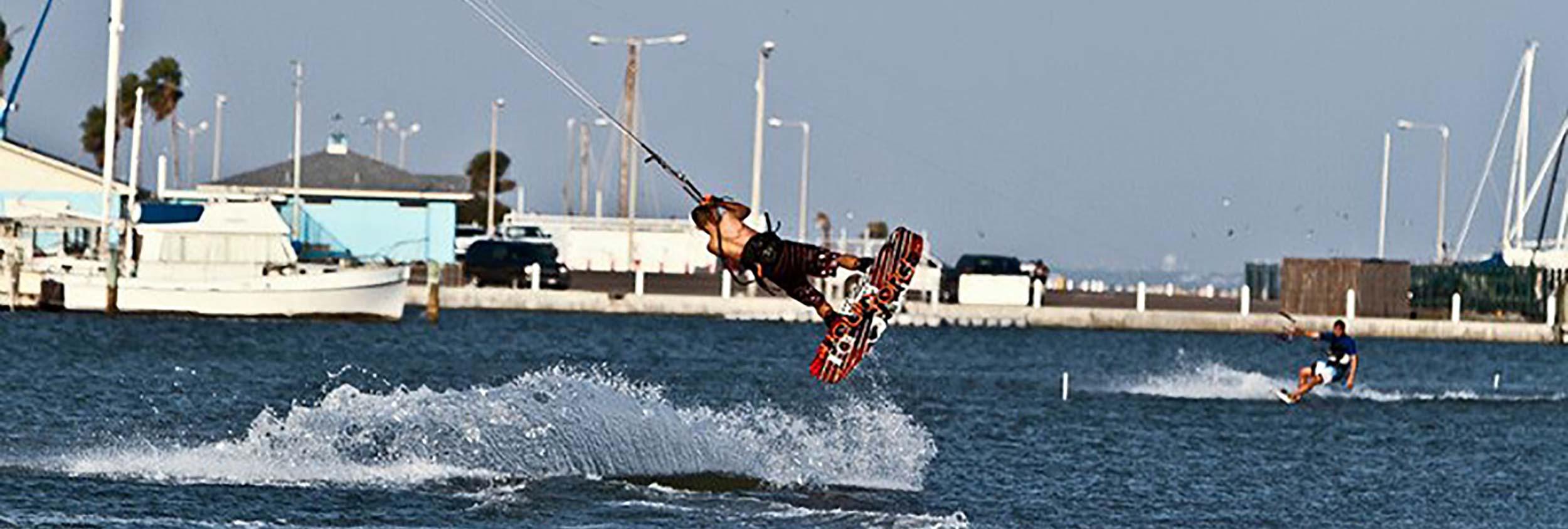 Corpus Christi Texas Kiteworld travel