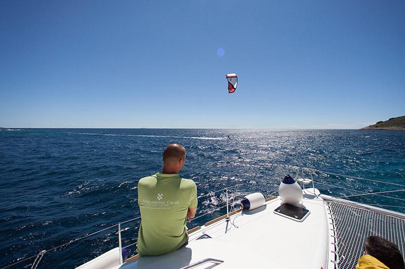 Kiteboarding Cruise Kiteworld travel