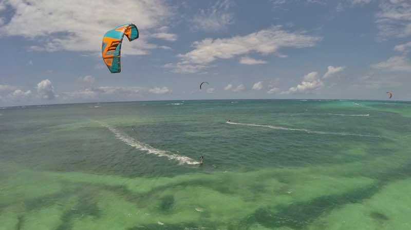 Watamu kitesurfing