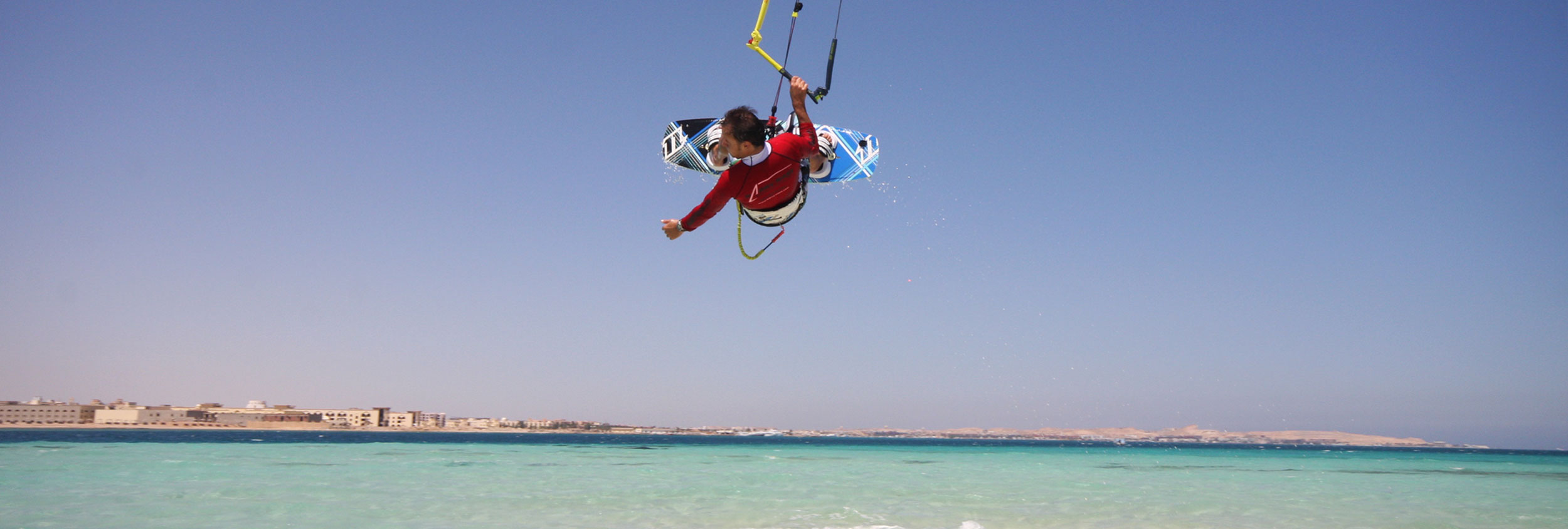 Harry Nass Hurghada Egypt Kiteworld travel