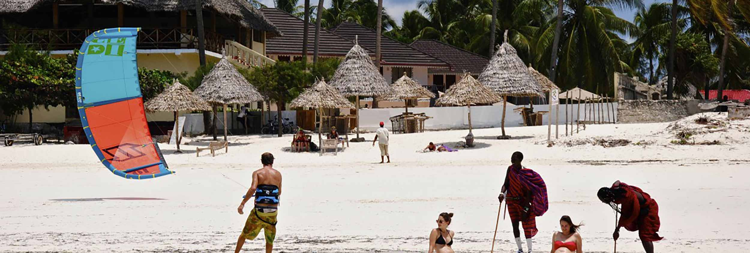 Zanzibar Tanzania Kiteworld travel