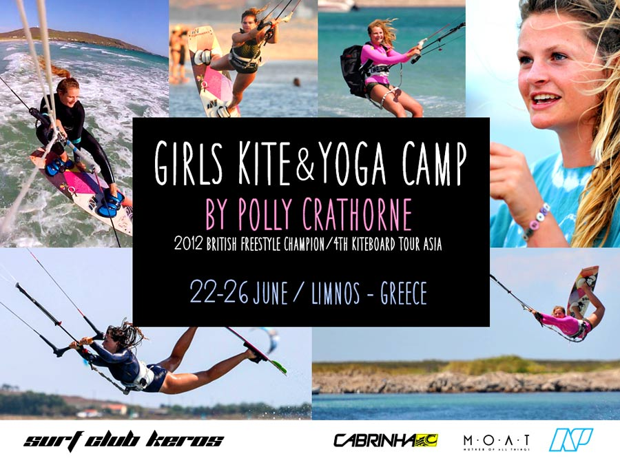 Kite Camp Surf Club Keros