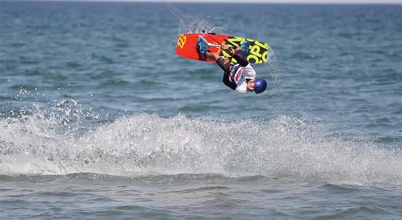 VKWC Youth Cup 2015 Day 3 kitesurfing videos kiteworld magazine