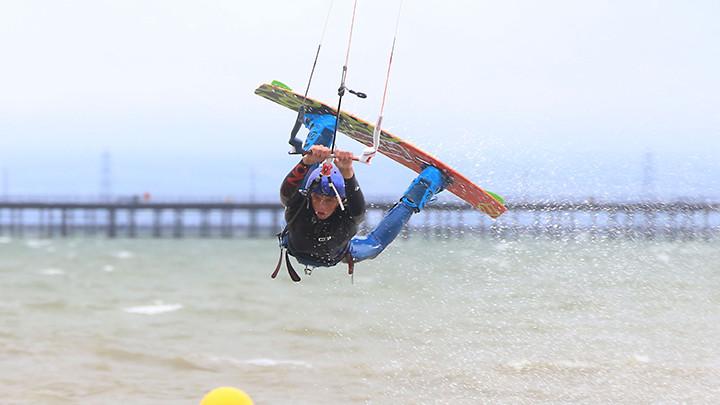 BKC Round 2 Southend 2015 British kitesurfing championships kitesurfing news kiteworld magazine