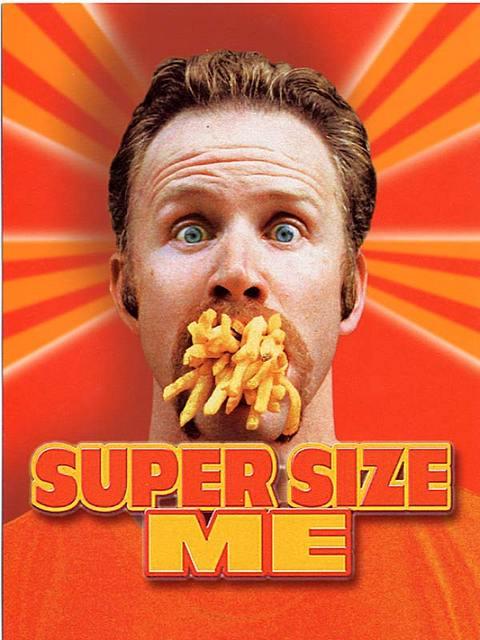 Morgan Spurlock Super Size Me