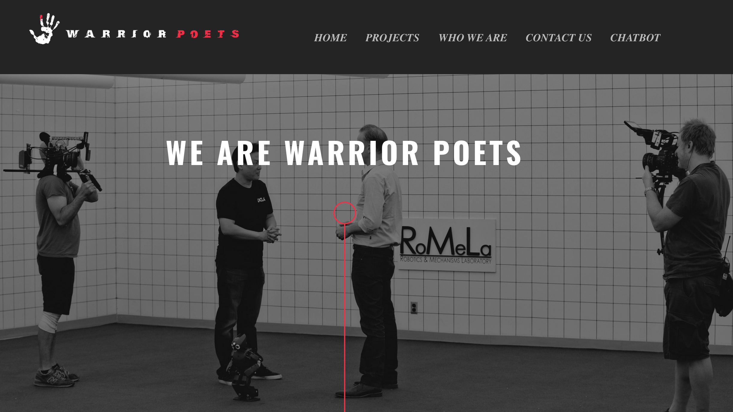We are Warrior Poets - TV show