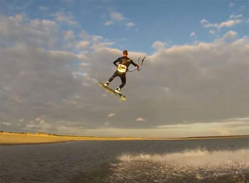 Arne Bölts Flysurfer Denmark Kiteworld Magazine