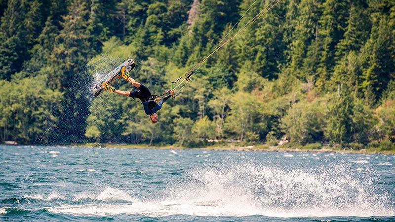 Dylan van der Meij Flysurfer Kiteworld Magazine