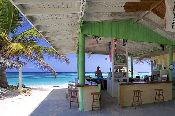 Cow Wreck Bar, Anegada