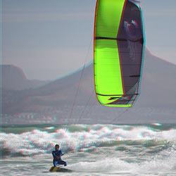 Cabrinha FX kite test 2015