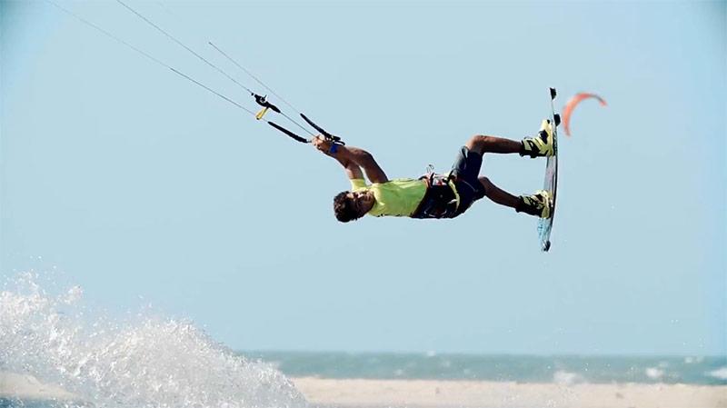 Paul Serin - Uruau Brazil Naish Kiteworld Magazine