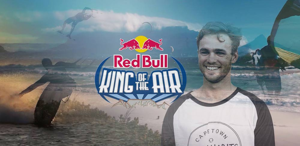 Red Bull King of the Air entry Video