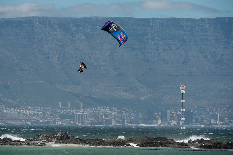 Ruben Lenten Red Bull King of the Air Boogy Loop