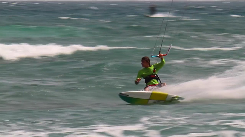 In the steps of Mitu Monteiro Kiteworld Magazine 2016 kitesurfing strapless