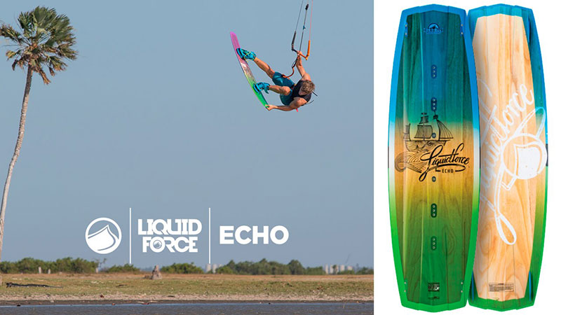 Liquid Force ECHO 2016 Kiteworld Magazine