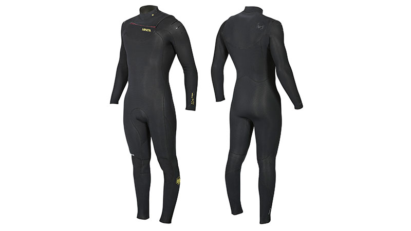 Manera Meteor Magma review Wetsuit and drysuit tests Kiteworld Issue  78  2016 32ed44027