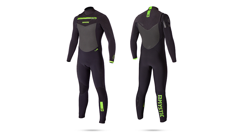 Mystic Legend wetsuit review Wetsuit and drysuit tests Kiteworld Issue #78 2016