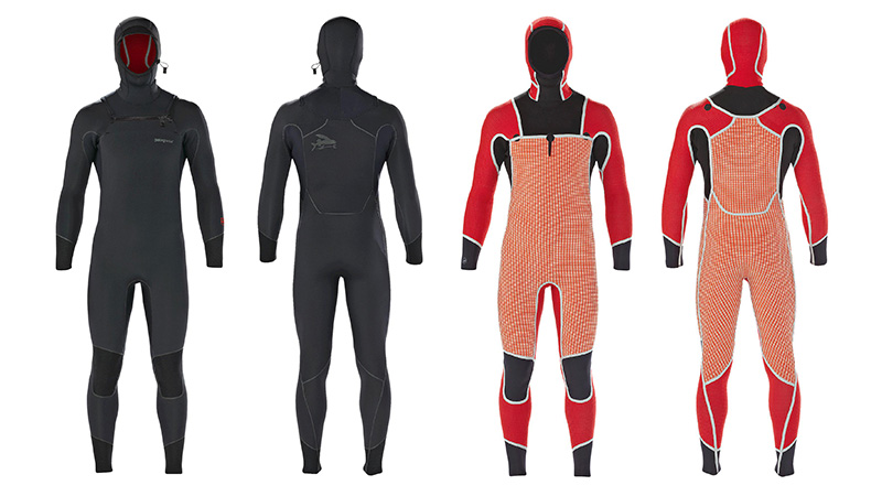 Patagonia R4 wetsuit review Wetsuit and drysuit tests Kiteworld Issue #78 2016