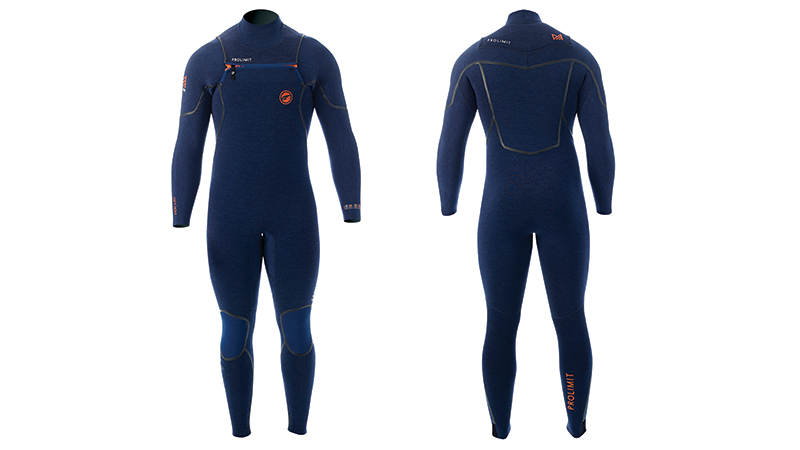 ProLimit Mercury wetsuit review Wetsuit and drysuit tests Kiteworld Issue #78 2016