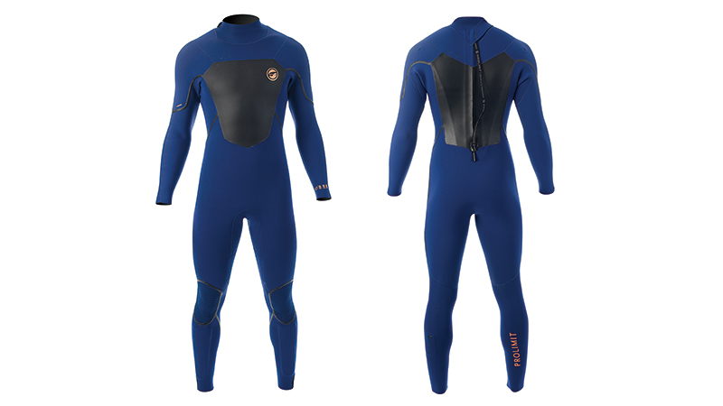ProLimit Predator wetsuit review Wetsuit and drysuit tests Kiteworld Issue #78 2016