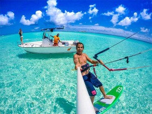 Jermeie Tronet Tobago Cays foil North Kiteboarding Kiteworld Magazine JT Pro Center