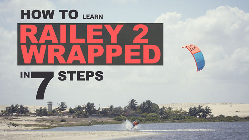 Laci Tricktip - 7 Steps to Railey 2016 CrazyFly Kiteworld Magazine