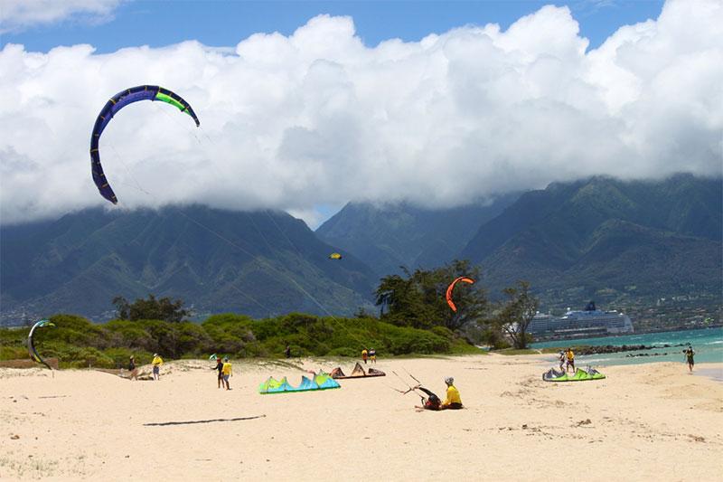 Aqua Sports Maui - Instructor Vacancy 2016 Kiteworld Magazine Hawaii